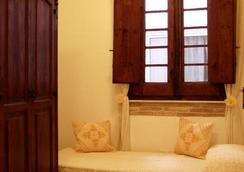 阿菲塔卡米爾卡斯特羅酒店 - 卡利亞里 - 臥室