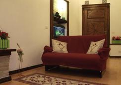 阿菲塔卡米爾卡斯特羅酒店 - 卡利亞里 - 大廳
