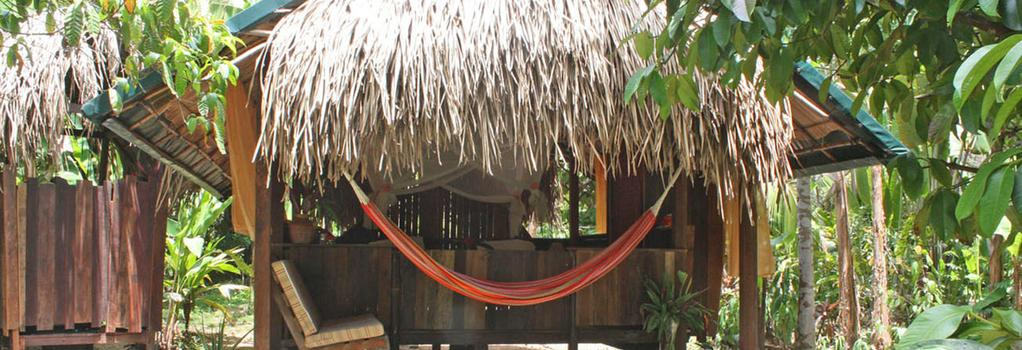Finca Exotica Eco Lodge - Carate - 建築