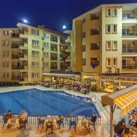 Kleopatra Royal Palm Hotel Outdoor Pool