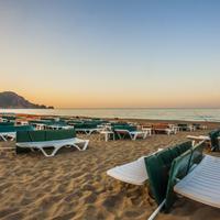 Kleopatra Royal Palm Hotel Beach