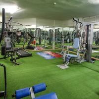 Kleopatra Royal Palm Hotel Fitness Facility