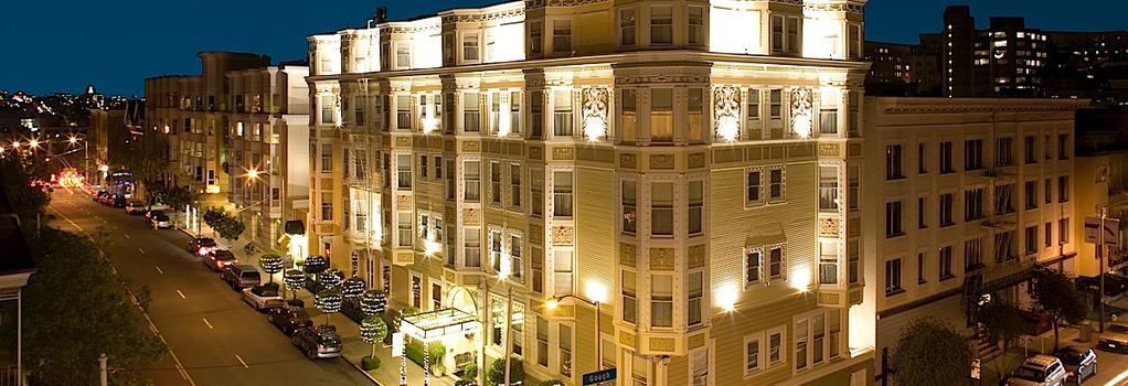 Hotel Majestic - 三藩市 - 建築
