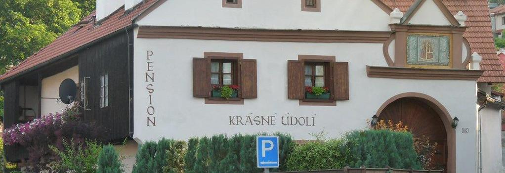 Pension Krásné Údolí - Cesky Krumlov - 建築