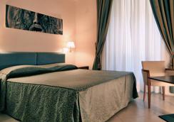 克洛斯緹酒店 - 羅馬 - 臥室