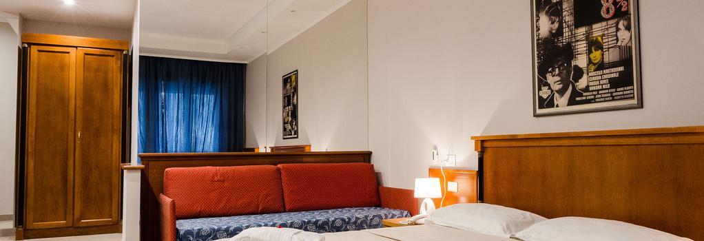 Reboa Resort - 羅馬 - 臥室