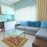 Delight Deluxe Aparts Living Area