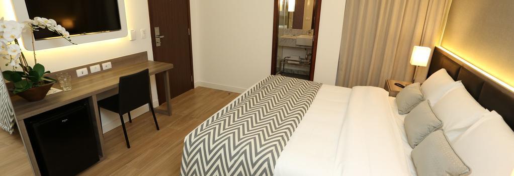 Royal Regency Palace Hotel - 里約熱內盧 - 臥室