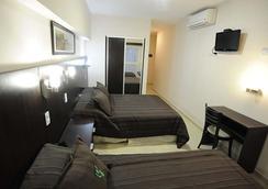 歐薩密酒店 - 布宜諾斯艾利斯 - 臥室