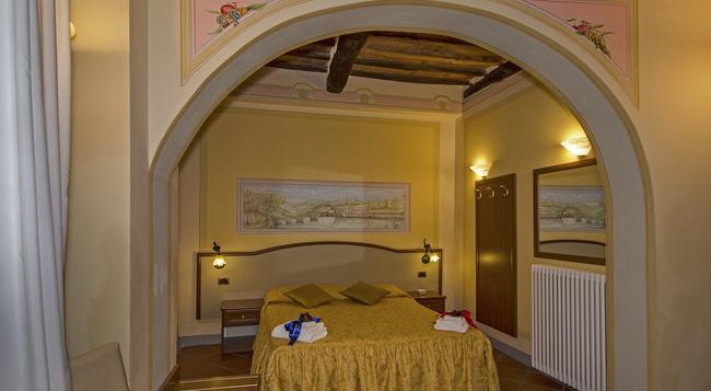 Bed & Breakfast Dimora Dei Guelfi - 盧卡 - 臥室