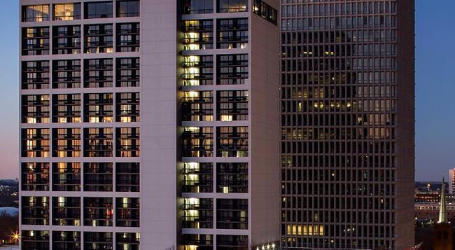Crowne Plaza Atlanta - Midtown - 亞特蘭大 - 建築