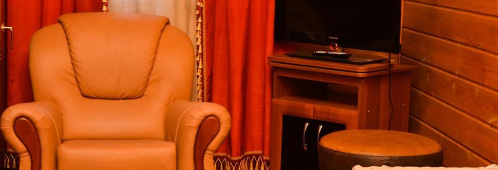 Shanson Hotel - Tomsk - 臥室