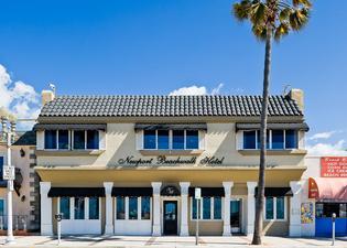 Newport Beach Hotel, A Four Sisters Inn
