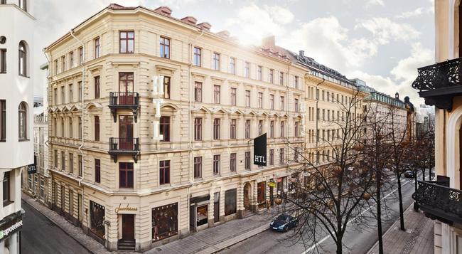 Scandic No 53 - 斯德哥爾摩 - 建築