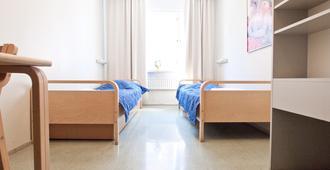 歐洲旅館 - 赫爾辛基 - 臥室