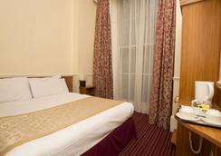 里姆酒店 - 倫敦 - 臥室
