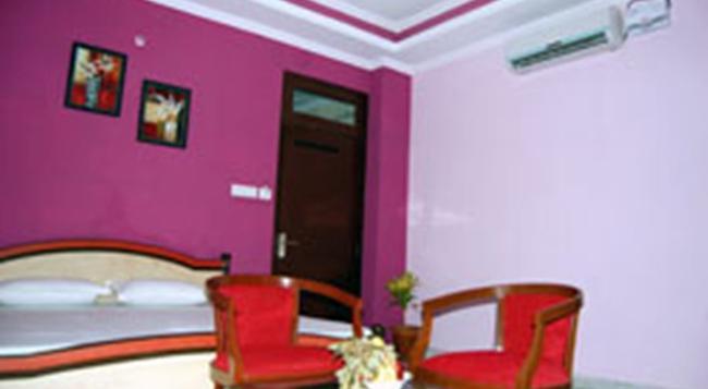 Hotel Mansarovar Palace - 齋浦爾 - 臥室