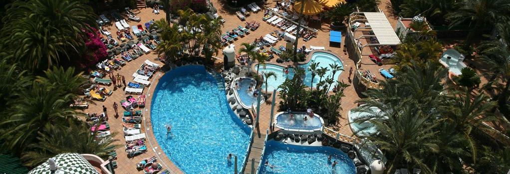 Ifa Buenaventura Hotel - San Bartolome de Tirajana - 建築