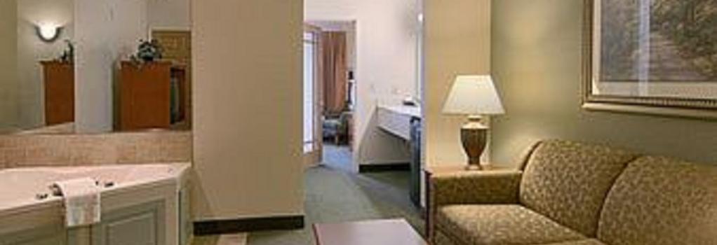Days Inn & Suites Bozeman - 博茲曼 - 臥室