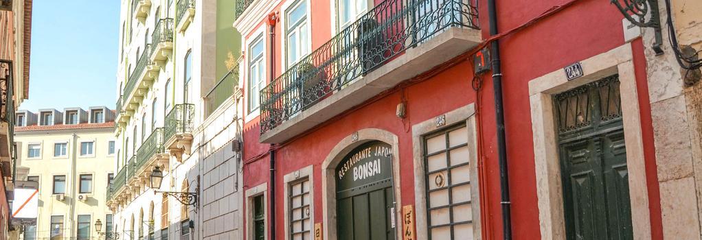 Bairro Alto Suites - 里斯本 - 建築