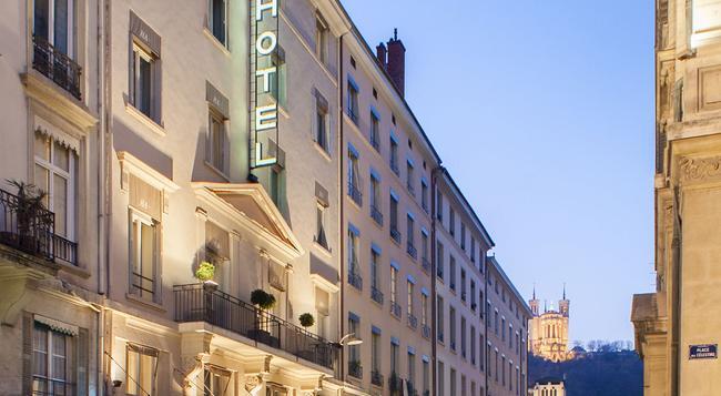 Hôtel des Artistes - 里昂 - 建築
