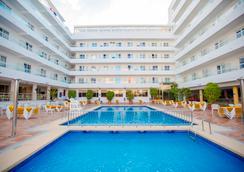 費斯塔港公園酒店 - 貝尼多姆 - 游泳池