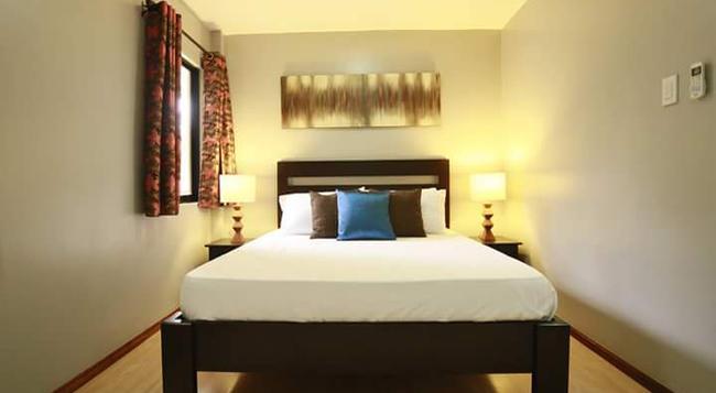 Marina Residences - Dumaguete City - 臥室