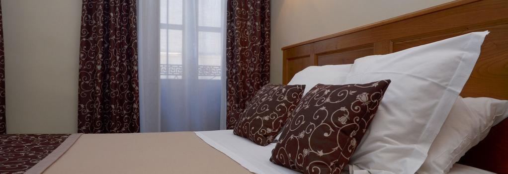Hôtel Héliot - 圖盧茲 - 臥室