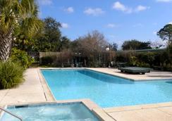 布倫特之家酒店 - 新奧爾良 - 游泳池