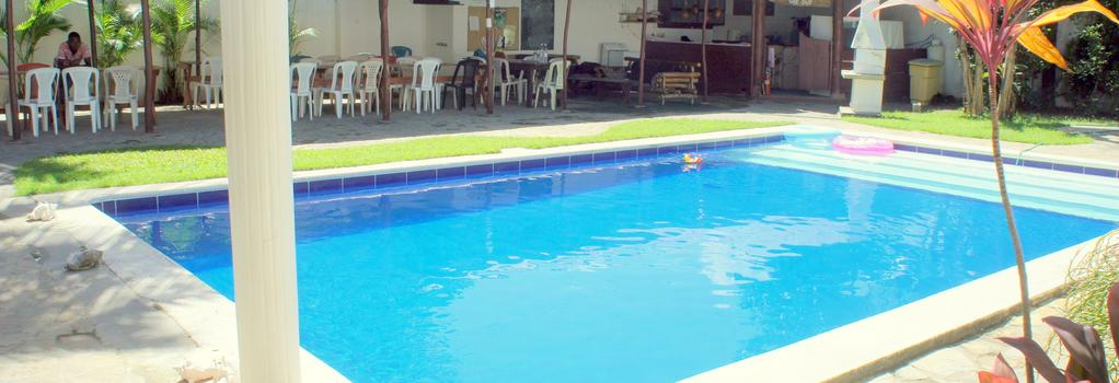 The Hummingbird - Cabarete - 游泳池