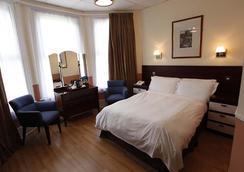 格倫林酒店 - 倫敦 - 臥室
