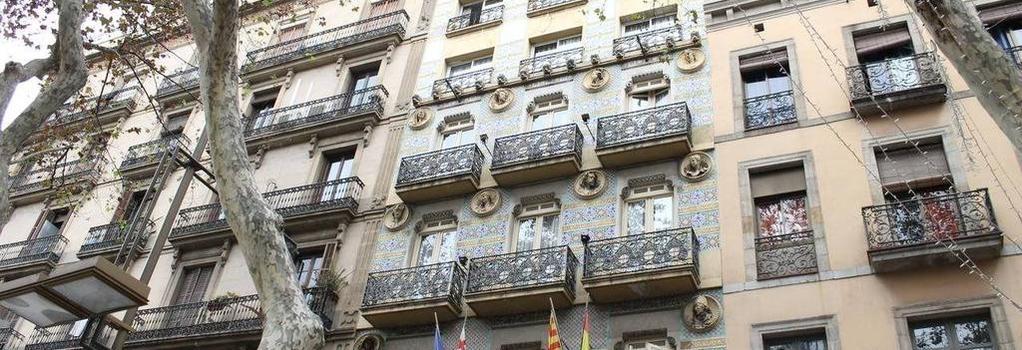 Ramblas Barcelona - 巴塞隆拿 - 建築