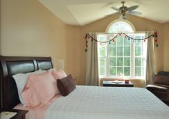 特朗布朗BB藏紅花別墅 - 蒙特朗布朗 - 臥室