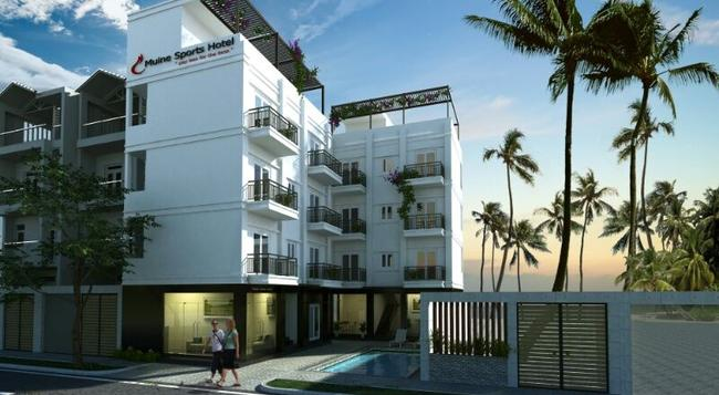 Mui Ne Sports Hotel - Phan Thiet - 建築
