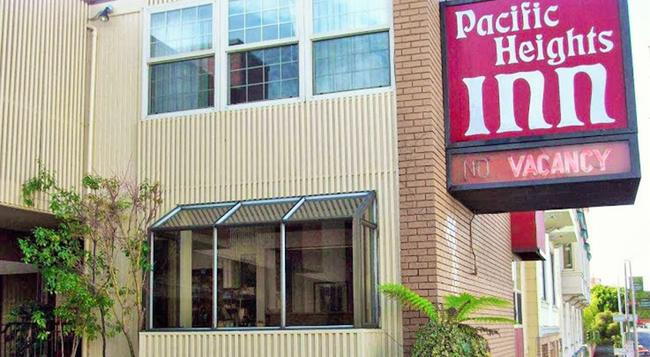 Pacific Heights Inn - 三藩市 - 建築