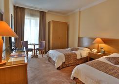 艾爾卡大都會飯店 - 安曼 - 臥室