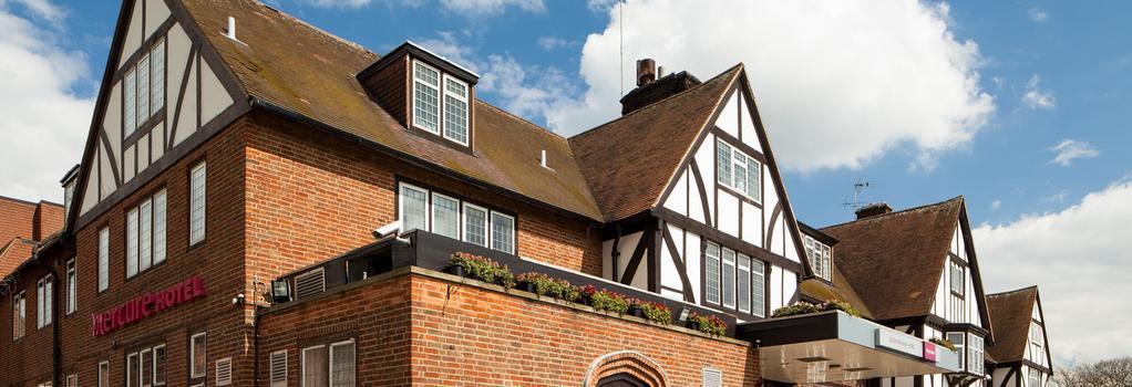 Mercure Leeds Parkway Hotel - 利茲 - 建築