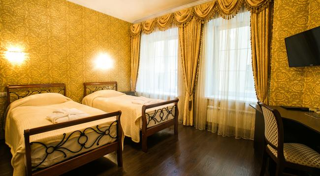 Design Hotel Sukharevsky - 莫斯科 - 臥室
