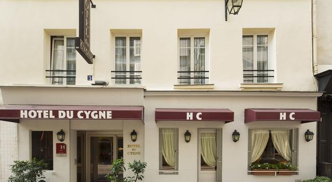 Hotel Du Cygne - 巴黎 - 建築
