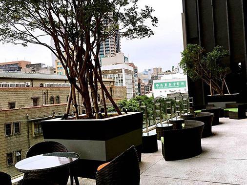 德立莊酒店 - 台北 - 天井