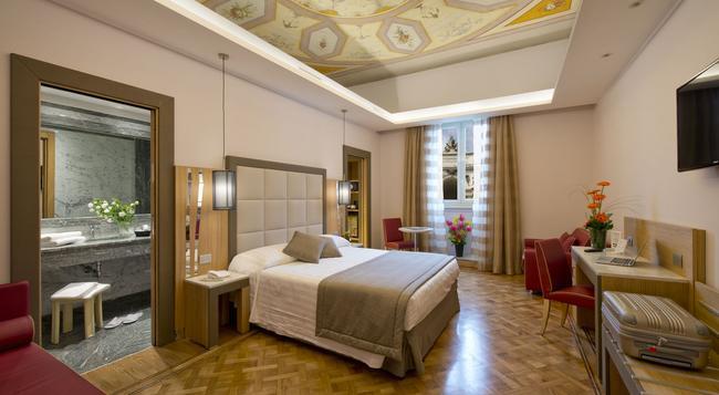 Vibe Giolli Nazionale - 羅馬 - 臥室