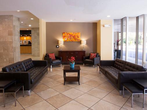 坦帕巴里摩爾酒店 - 坦帕 - 休閒室