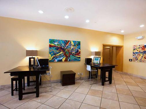 坦帕巴里摩爾酒店 - 坦帕 - 商務中心