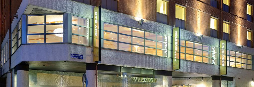 Hotel Riverton - 哥德堡 - 建築