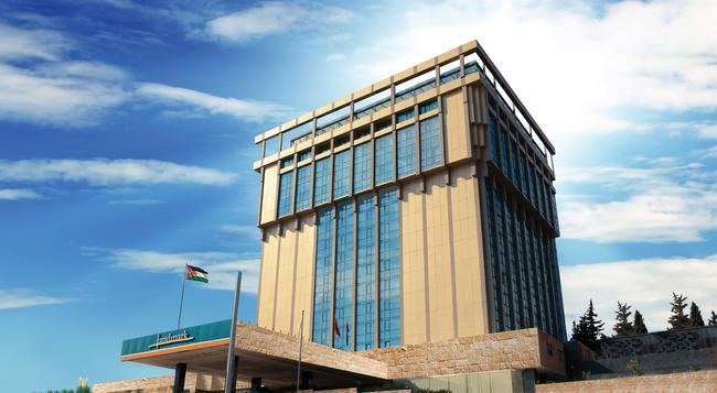 Landmark Amman Hotel & Conference Center - 安曼 - 建築