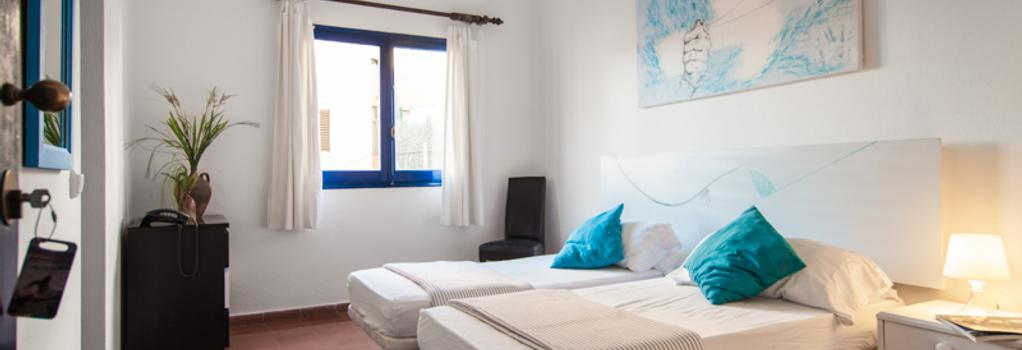 Hotel Marigna Ibiza - Adults Only - 伊維薩鎮 - 臥室