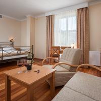 Hotel Sedan Pokój LUX pokoje z łóżkiem małżeńskim