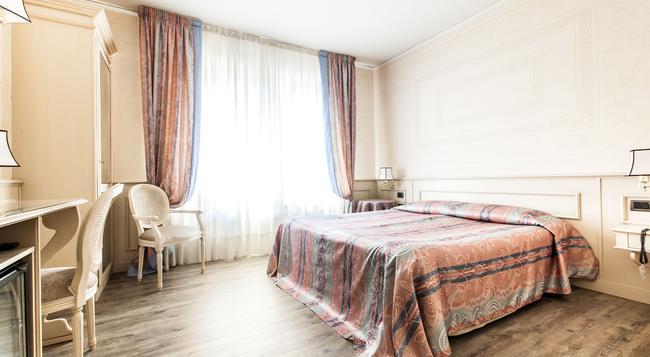 Hotel San Luca - 維羅納 - 臥室