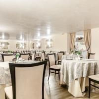 Hotel San Luca Breakfast Area