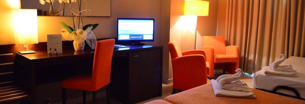 Hotel Bahía Calpe by Pierre & Vacances - 卡爾佩 - 臥室